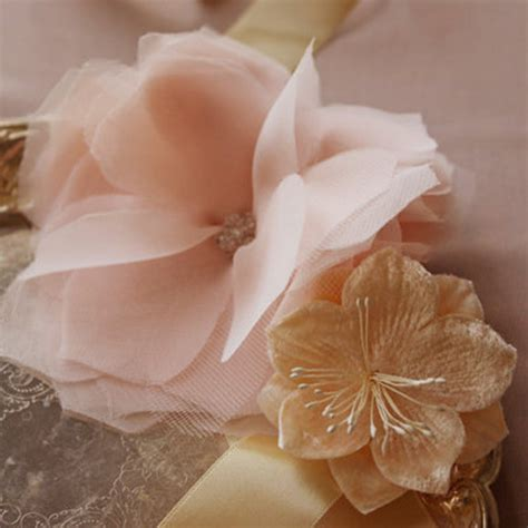 Handmade Material Flowers - how to make handmade fabric flowers with tulle wonderslands