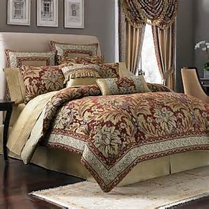 Bedroom Comforter And Curtain Sets Croscill 174 Fresco Comforter Set Bed Bath Amp Beyond