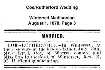 Rutherford County Marriage Records County Marriage Records