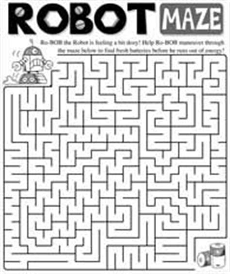 printable robot word search 1000 images about robots on pinterest coloring pages