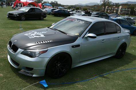 bmw m5 modified eurodyne modified bmw e60 m5 4 madwhips