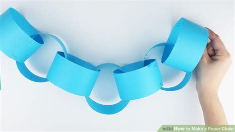How To Make A Paper Chain - paper chain decorations www pixshark images