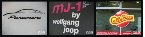 Schaufensterbeschriftung Augsburg by Schilder In M 252 Nchen Leuchtreklame Led Und Beschriftung