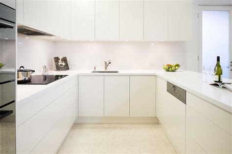 Kitchen Cabinets Without Handles by Handleless Kitchens Rosemount Kitchens