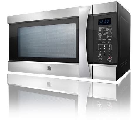 kenmore elite 2 2 cu ft countertop microwave w