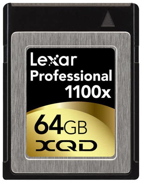 Memory Card Lexar xqd finally gets some from lexar nikon rumors