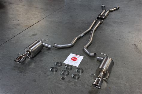 cadillac sts v performance upgrades cadillac sts corsa exhaust for sale