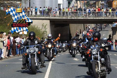 Motorradtreffen Kulmbach by Motorradsternfahrt