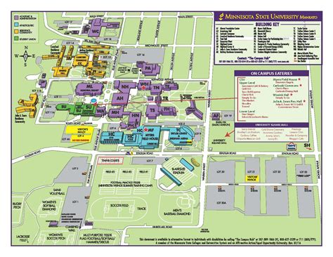 msu map maps directions parking minnesota state