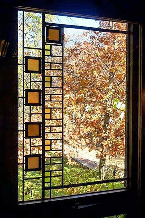 coonley house windows avery coonley house prairie style stained glass window 1907 08 by frank lloyd wright