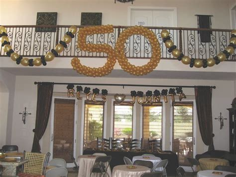 captivating decoration ideas for 50th wedding anniversary 50th anniversary party ideas on a budget balloon