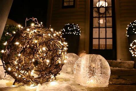decorar jardines de navidad 5 ideas para decorar tu jard 237 n en navidad