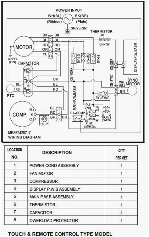 home air conditioning system diagram wiring diagrams