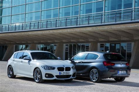 Bmw 1er Neues Modell 2015 by 2015 Bmw 1 Series Facelift