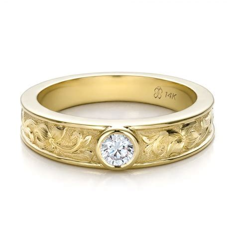 Custom Wedding Ring Seattle   Fashion Belief