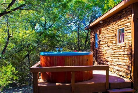 Cabins At Smith Creek by Cozy Cabin Wimberley Lodging Wimberley Rentals