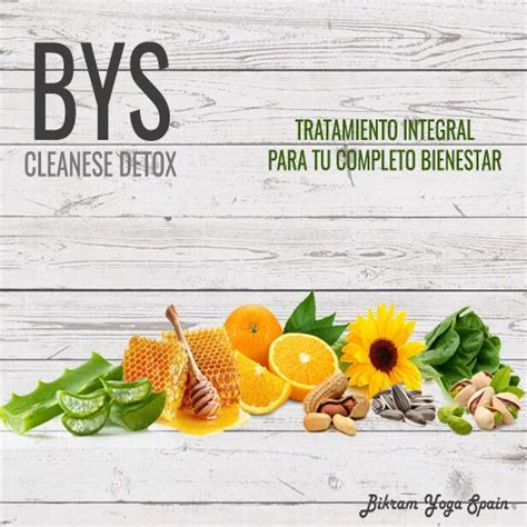 Detox Shoo Stores by Pack Bys Cleanese Detox Tienda Bys