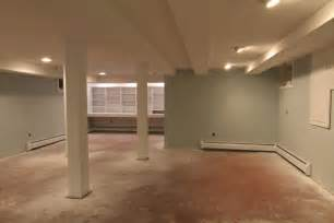 Painting Concrete Walls In Basement by Gallery For Gt Painted Concrete Basement Floors