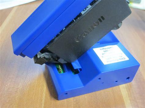 Chip Resetter Canon Funktioniert Nicht | test des chip resetters f 252 r canon cli 526 und pgi 525pgbk