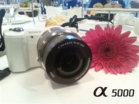 Kamera Di Malaysia kamera sony alpha5000 malaysia dilancarkan