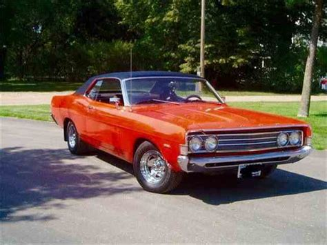 1969 ford fairlane 1969 ford fairlane for sale on classiccars