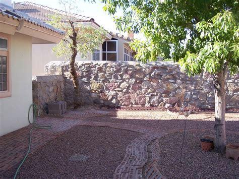 Landscaping Ideas El Paso West El Paso On A Budget