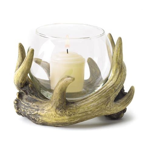 rustic wholesale home decor rustic antler candle holder wholesale at koehler home decor
