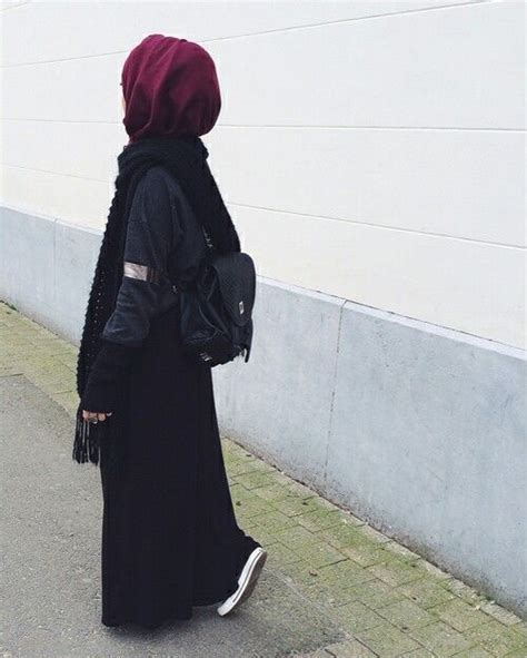 Abaya Hafsah pin by hafsah khan on hijabi