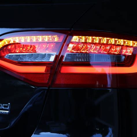 taillight packages a4 s4 post facelift led avant