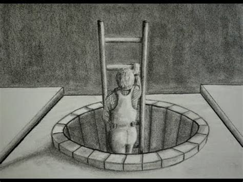 imagenes para dibujar a lapiz en 3d faciles tips para dibujar en 3d como hacer dibujos en 3d youtube