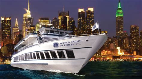 nj party boat prices 4 course dinner hudson river cruise new york expedia