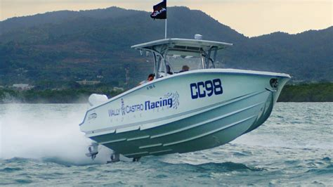 the open boat published racing nor tech 390 sport center console in actual