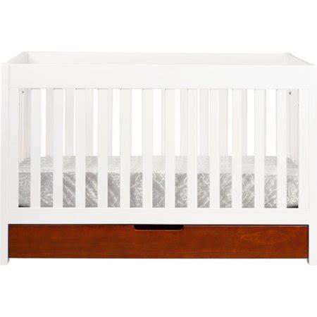 White Baby Cribs Walmart Baby Mod Parklane 3 In 1 Baby Convertible Crib And White Walmart