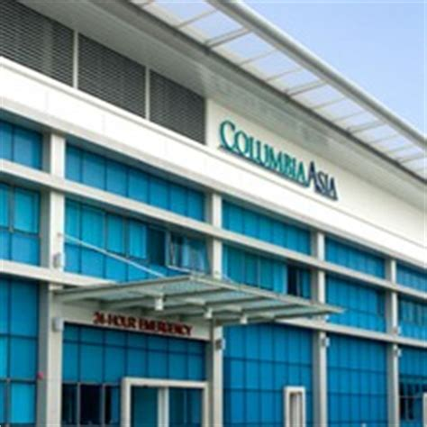 hospital cheras columbia asia hospital cheras private hospital and