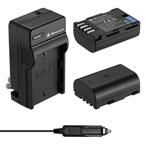 Panasonic L Replacement by 2 Pack High Capacity Replacement Battery And Charger For