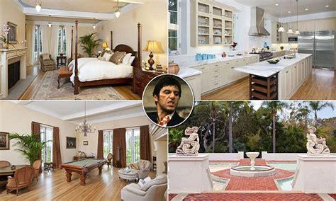 Harga Pacinos scarface syuting di rumah mewah ini dan kini dilelang