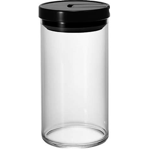 Hario Coffee Canister 200 Black coffee canister l black hario co ltd