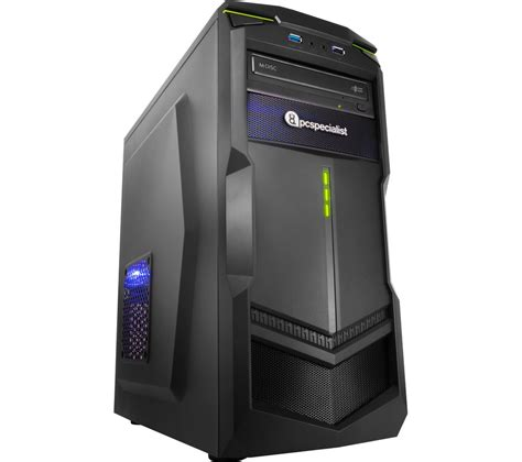 pc gaming pc specialist vortex lite gaming pc deals pc world