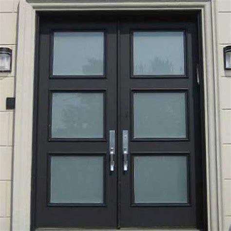 Gressan Square Entry Door Melbourne Wrought Iron Unique Home Designs Security Door