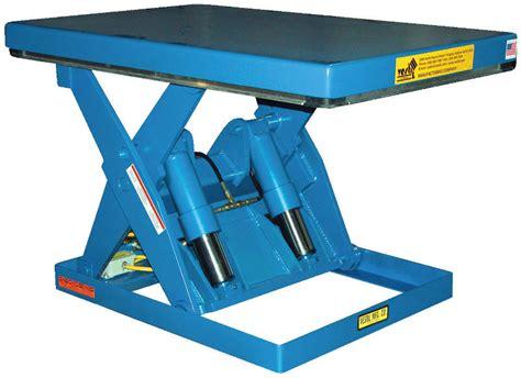 vestil shorty scissor lift tables
