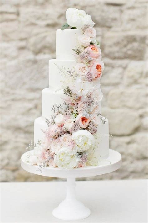 Best Wedding Cakes Pictures by Best 25 Wedding Cakes Ideas On 1 Tier Wedding