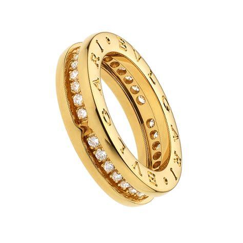 bvlgari b zero1 1 band ring price