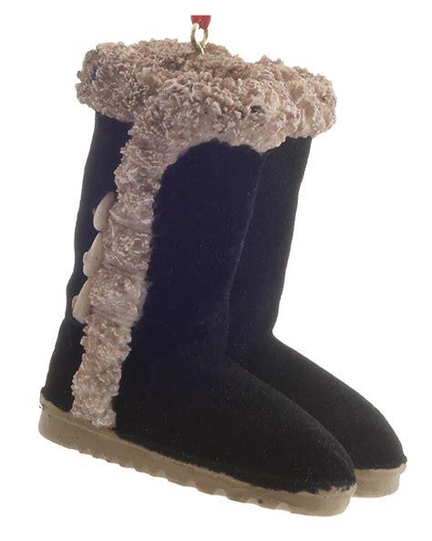 ugg boots black sundance style