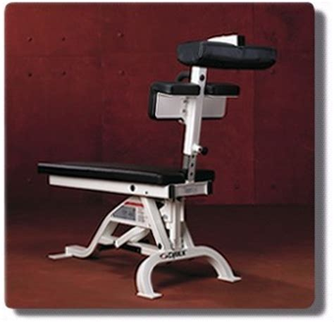 cybex ab bench strength training conditioning room cus recreation