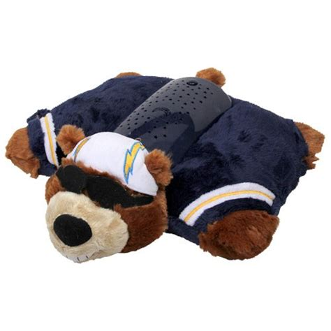Lite Pillow Pet by Nfl San Diego Chargers Lite Pillow Pet New Ebay