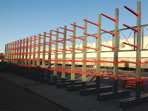 cantilever rack warestar