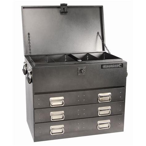 kincrome 3 drawer tool chest kincrome 700 x 405mm x 590mm 3 drawer ute tool box