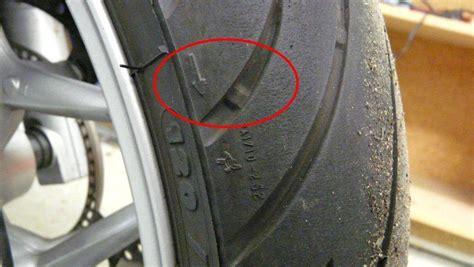Motorrad Reifen Tiefe Messen 1 st 252 ck reifen profilmesser f 252 r die messung profiltiefe