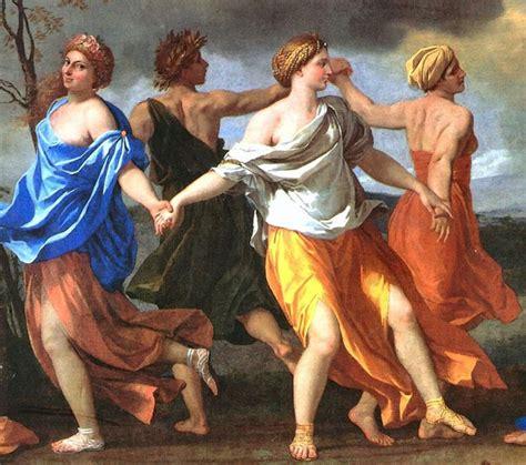 dance to the music dancers in art corbin bronze