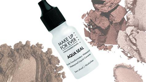 Makeup Forever Aqua Seal review and demo make up for aqua seal
